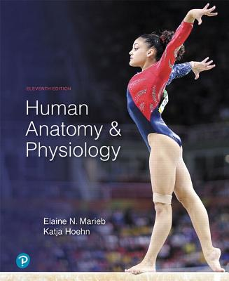 Human Anatomy & Physiology Plus Mastering A&p with Pearson Etext -- Access Card Package [With eBook] Cover Image