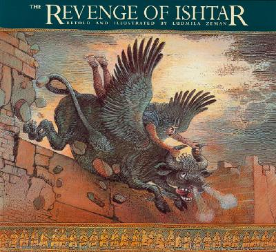 The Revenge of Ishtar Cover