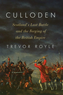 Cover for Culloden