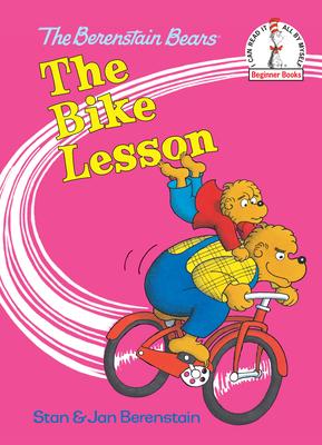 The Bike Lesson Cover