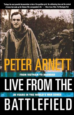 Cover for Live from the Battlefield
