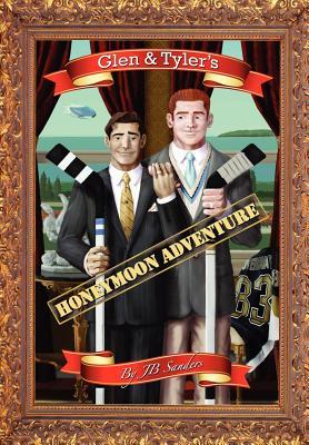 Glen & Tyler's Honeymoon Adventure Cover