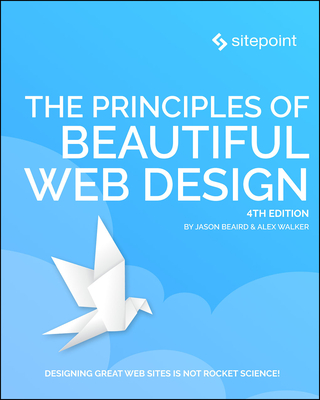The Principles of Beautiful Web Design Cover Image