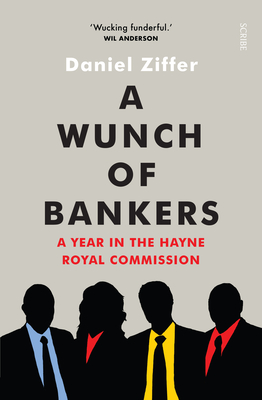 Cover for A Wunch of Bankers