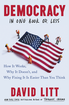 Cover for Democracy in One Book or Less
