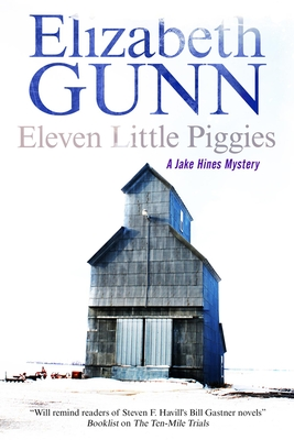 Eleven Little Piggies Cover