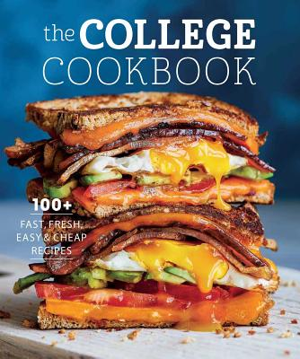 Cover for The College Cookbook