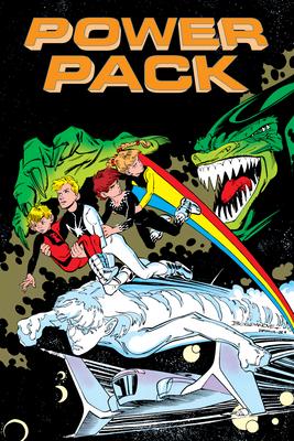 Power Pack Classic Omnibus Vol. 2 Cover Image