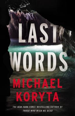 Last Words Lib/E (Mark Novak #1) Cover Image
