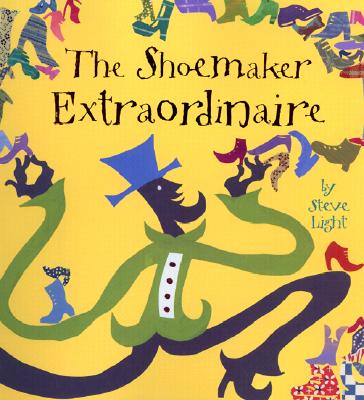 The Shoemaker Extraordinaire Cover