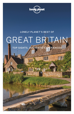 Lonely Planet Best of Great Britain 3 Cover Image