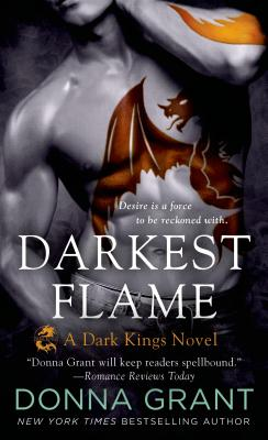 Cover for Darkest Flame