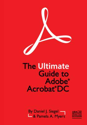 The Ultimate Guide to Adobe Acrobat DC Cover Image