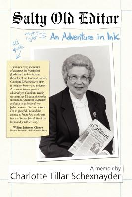 Salty Old Editor: An Adventure in Ink Cover Image