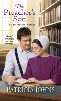 The Preacher's Son (The Infamous Amish #1) Cover Image