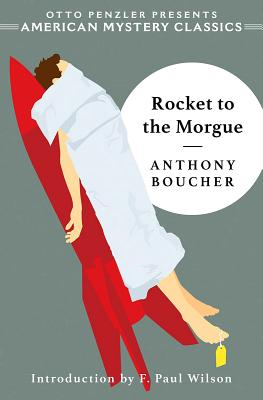 Rocket to the Morgue Cover Image