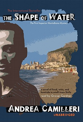The Shape of Water (Inspector Montalbano Mysteries) Cover Image