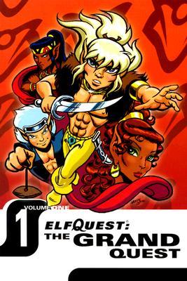 ElfQuest Cover