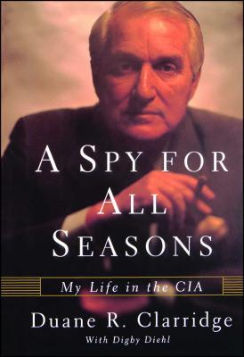 A Spy for All Seasons Cover