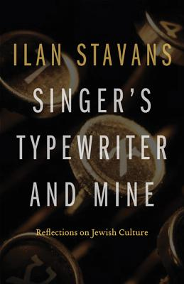Cover for Singer's Typewriter and Mine