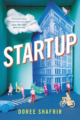 Startup: A Novel Cover Image
