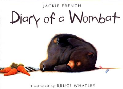 Diary of a Wombat Cover Image