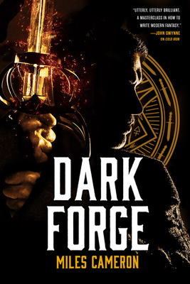 Dark Forge (Masters & Mages #2) Cover Image