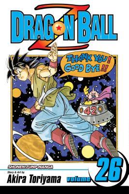 Dragon Ball Z, Vol. 26 cover image