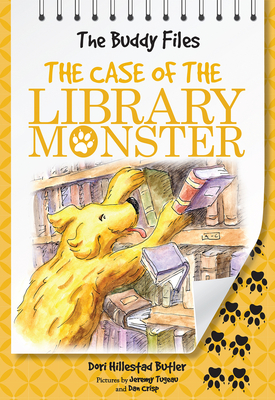 The Case of the Library Monster Cover Image