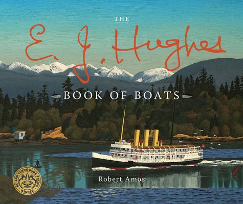 The E. J. Hughes Book of Boats Cover Image