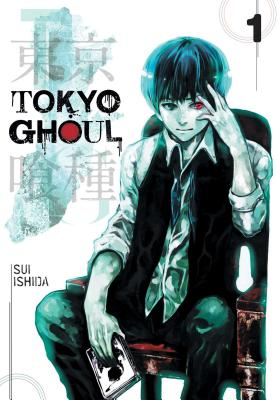 Tokyo Ghoul, Vol. 1 Cover Image