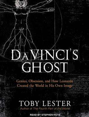 Da Vinci's Ghost Cover