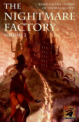 The Nightmare Factory, Volume 2 Cover