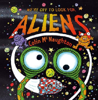 We're Off to Look for Aliens Cover