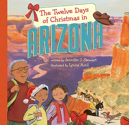 The Twelve Days of Christmas in Arizona Cover Image