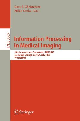 Information Processing in Medical Imaging Cover Image