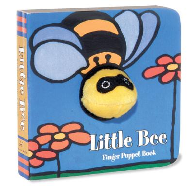 Little Bee: Finger Puppet Book: (Finger Puppet Book for Toddlers and Babies, Baby Books for First Year, Animal Finger Puppets) (Little Finger Puppet Board Books) Cover Image
