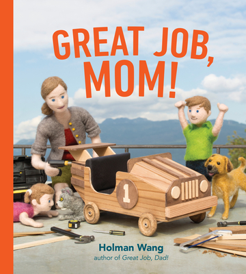 Cover for Great Job, Mom!
