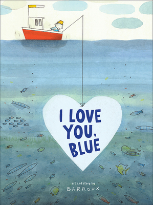 Cover for I Love You, Blue