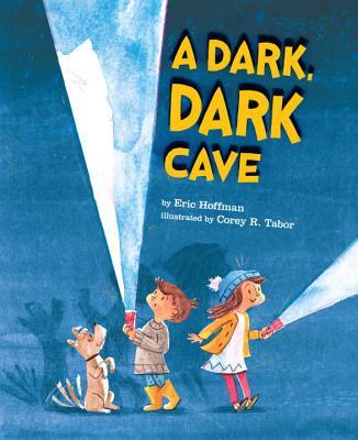A Dark, Dark Cave Cover