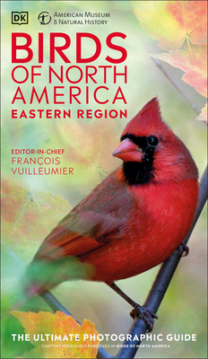 AMNH Birds of North America Eastern Cover Image