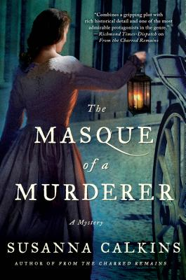 Cover for The Masque of a Murderer
