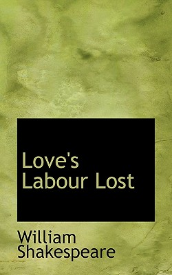 Love's Labour Lost Cover Image