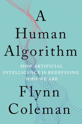 Cover for A Human Algorithm