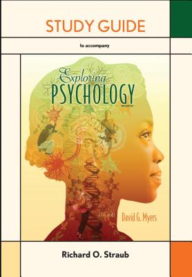 Study Guide for Exploring Psychology Cover Image