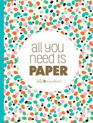 Cover for All You Need Is Paper