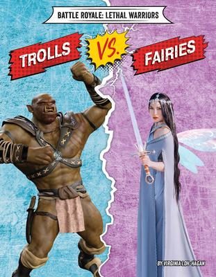 Trolls vs. Fairies Cover Image