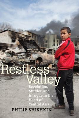 Cover for Restless Valley