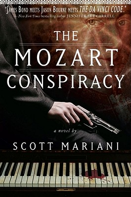 The Mozart Conspiracy Cover