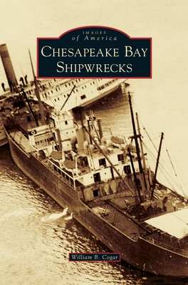 Chesapeake Bay Shipwrecks Cover Image